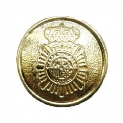 Boton Escudo Policia Nacional