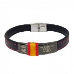 Pulsera Piel Guardia Civil...
