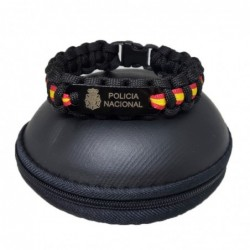 Pulsera Cordon Policia CNP...