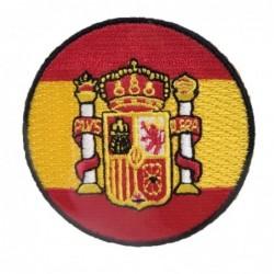 Parche Bandera España...