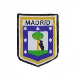 Parche Escudo Madrid...