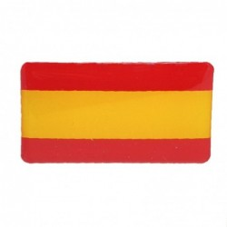 Pegatina Bandera España Resina