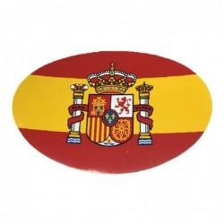 Pegatina Bandera España...