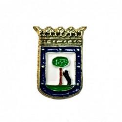 Pin Escudo Ayuntamiento Madrid