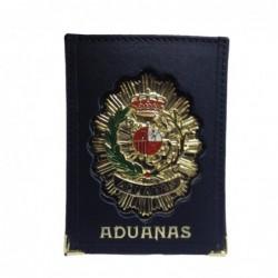 Cartera Aduanas c/Placa...