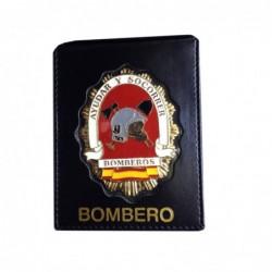 Cartera Bombero C/Placa...