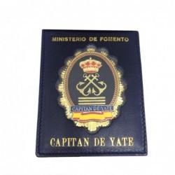 Cartera Capitan de Yate...