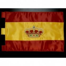 Bandera Nautica bordado a mano