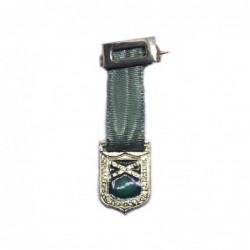 Medalla Completa Mutilado...