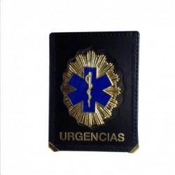 Cartera Urgencias C/Placa...
