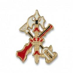 Distintivo Permanencia Legion