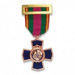 Medalla a la Dedicacion...