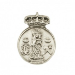 Medalla Centenario Virgen...