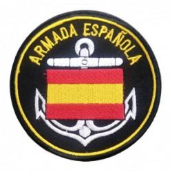 Parche Armada Española Circulo