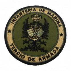 Parche Circular Infanteria...