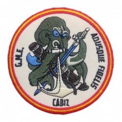 Parche Guardia Civil G.M.E