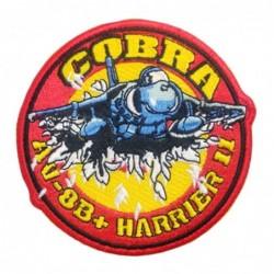 Parche Cobra Harrier 11