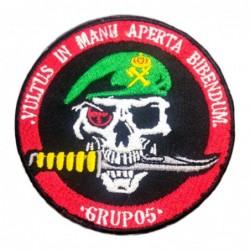 Parche Guardia Civil Grupo 5