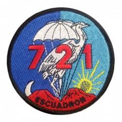 Parche Escuadron 721