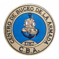 Parche Centro De Buceo De...