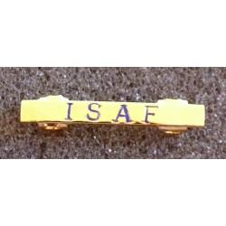 Barra Misiones de Paz ISAF