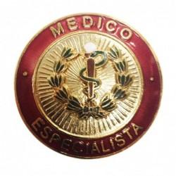 Emblema Medico Especialista...