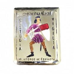 Distintivo Casa Real Monteros