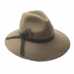 Fedro Sombrero Lana Ala Ancha