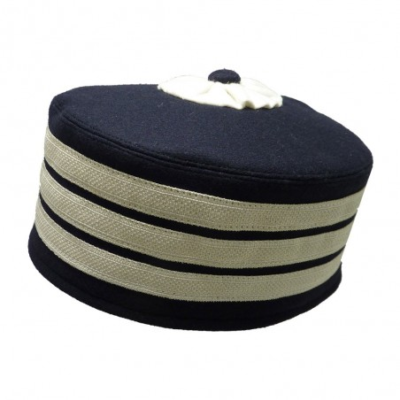 Gorro Panadero Guardia Civil Suboficial