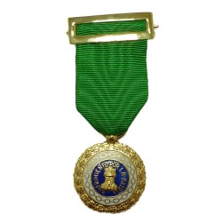Medalla Completa...