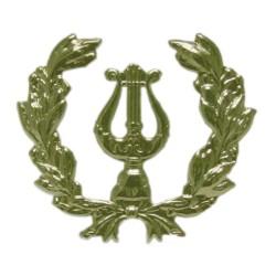 Emblema Lira con Palma Oro...
