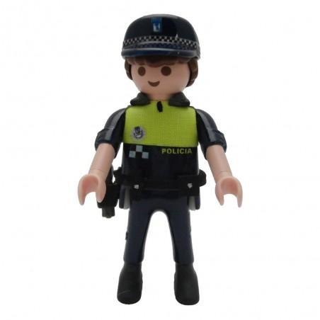 Click Policia Municipal Madrid