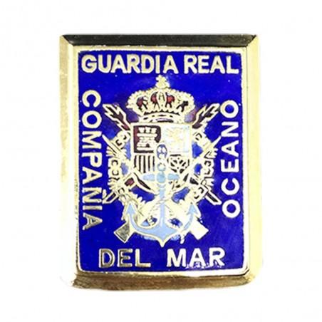Emblema Guardia Real Compañia del Mar Oceano