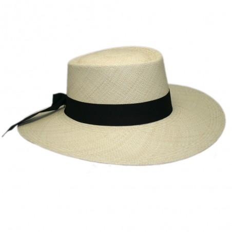 Gerena Sombrero Pamela Panama Ala Ancha