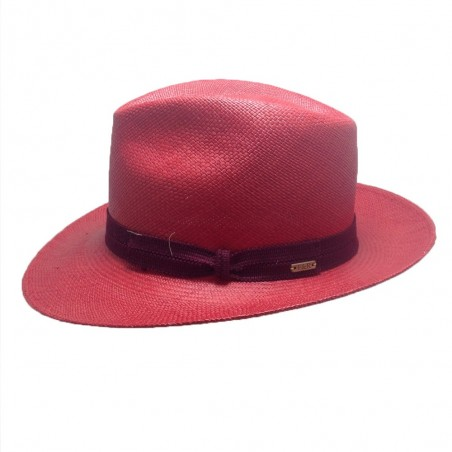 Nive Sombrero Clasico Panama Ala Ancha