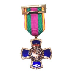 Medalla Completa Dedicacion...