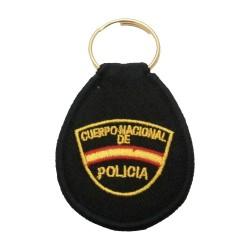 Llavero Cuerpo Policia...