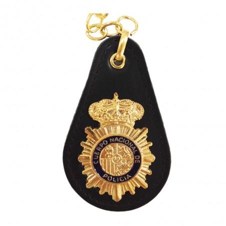 Llavero Emblema Policia Nacional