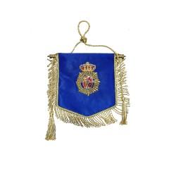 Banderin Policia Nacional