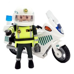 Moto Guardia Civil Trafico...
