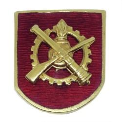 Emblema Ingeniero Armamento...