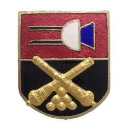 Emblema Electronica Artillería