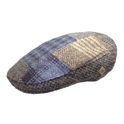 Daroca Gorra Lana Harris Tweed
