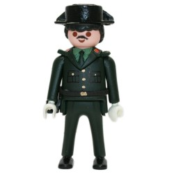 Click Guardia Civil Tricornio