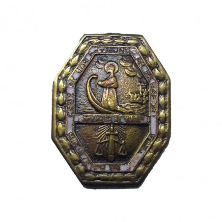 Medalla San Raimundo Peñafort Bronce