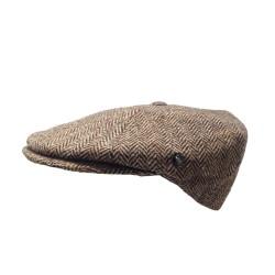 Glasgow Gorra Donegal Tweed