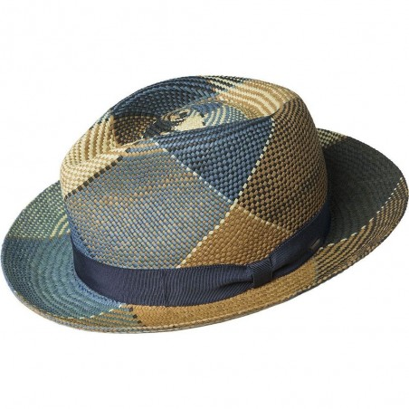 Giger Sombrero Panama Ala Ancha