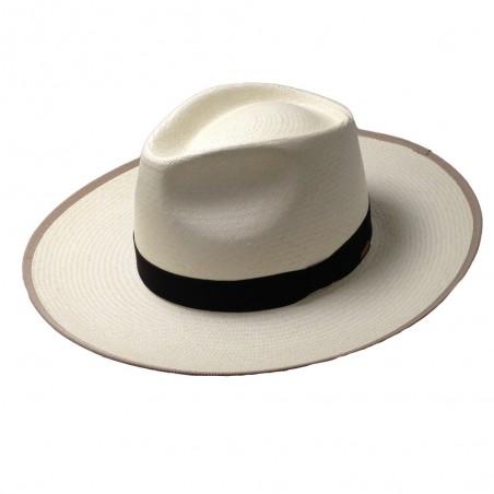 Montero Sombrero Panama Ala Ancha