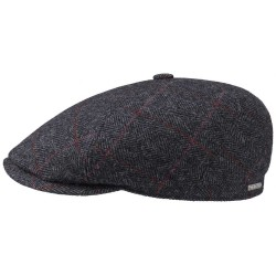 6 Panel Wool Gorra Lana