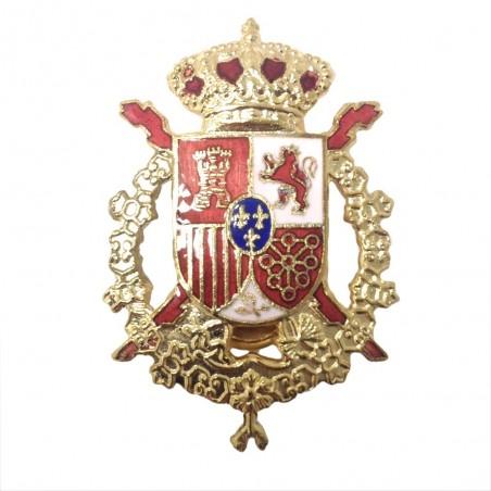 Emblema Casa Real Juan Carlos I para Boina